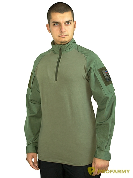 Рубашка тактическая Condor 210 TPRN-63 олива, Рубашки - арт. 1069940163