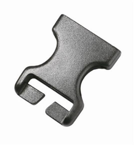 Купить Пряжка фастекс ремонтная 25 мм 1-06358/1-30060 (2 части) одна регулировка черный Duraflex