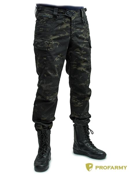 Брюки тактические Condor TPR-69 multicam black, Тактические брюки - арт. 1126380344