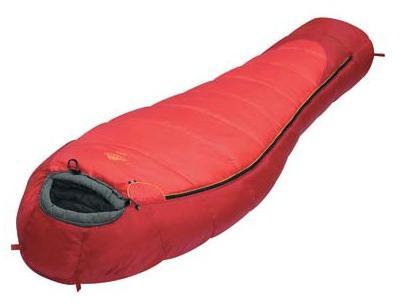 Мешок спальный NORD красный, левый, Экстремальные (Зима) спальники - арт. 263820370
