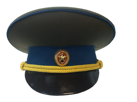 Фуражка воздушно-десантных войск повседневная уставная