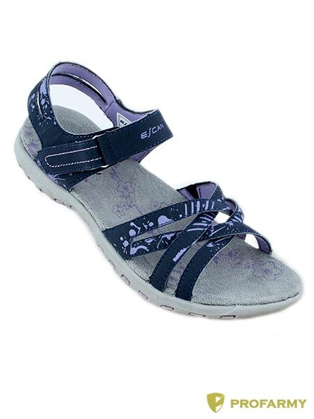 Туфли летние открытые женские (босоножки) ES612005-3 Escan - артикул: 868870176