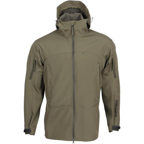 Куртка Soft-Shell Tactical олива, Куртки из Softshell и Windbloc - арт. 1001040329