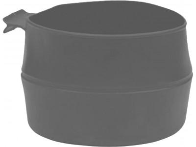 Кружка складная, портативная FOLD-A-CUP® BIG DARK GREY, W10390