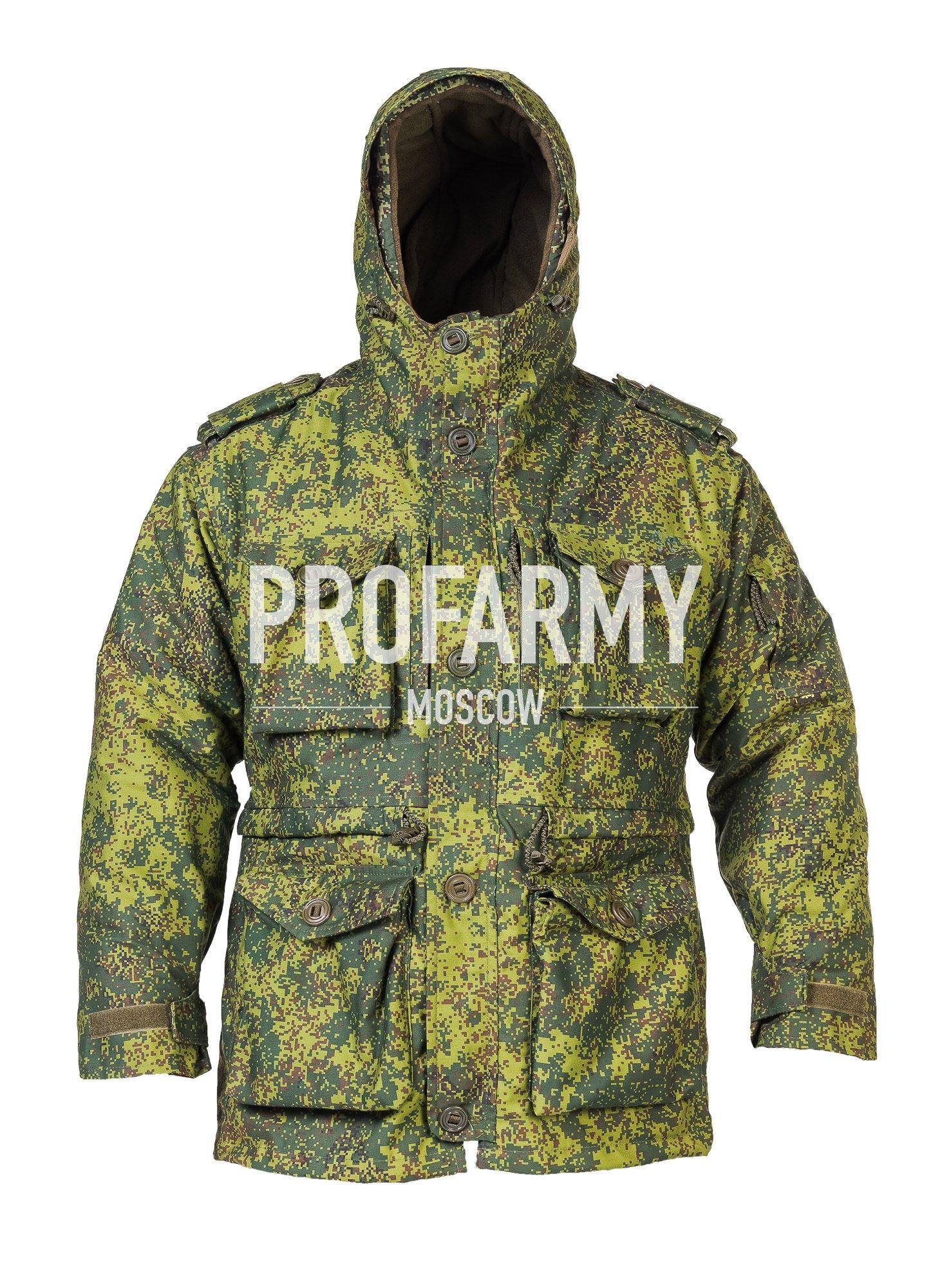 Куртка Смок (пиксель) твил