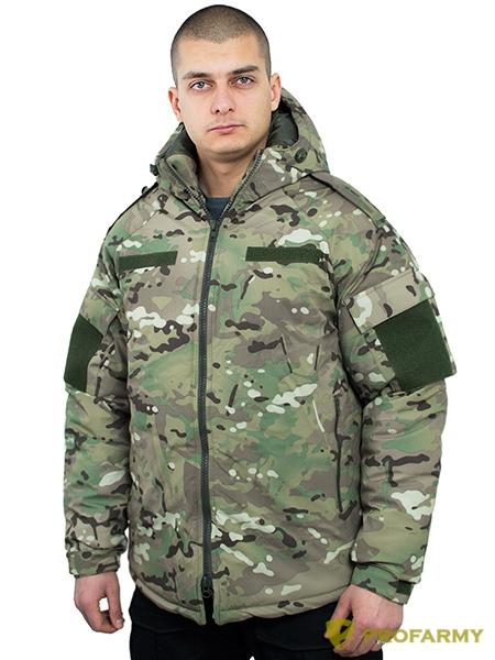 Куртка зимняя ВКБО мембрана мультикам - артикул: 865360335