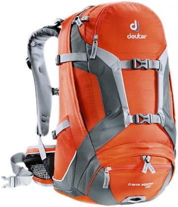 Рюкзак Deuter 2015 Aircomfort Futura Futura 22 papaya-stone, Велосипедные рюкзаки - арт. 518680281