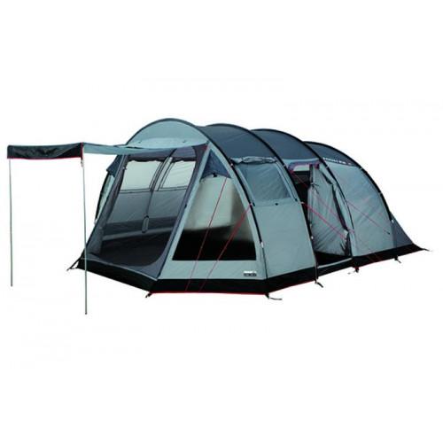 Купить Палатка High Peak Durban 6 серый/голубой, 520х120/240х525 см, 11812