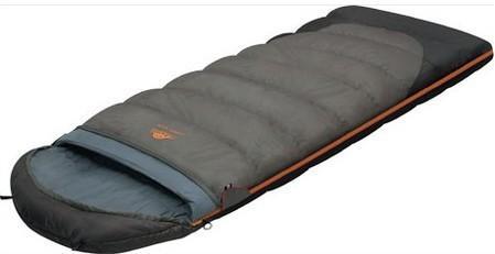 Мешок спальный TUNDRA Plus XL серый, правый, (195+35) x 110, Экстремальные (Зима) спальники - арт. 264100370