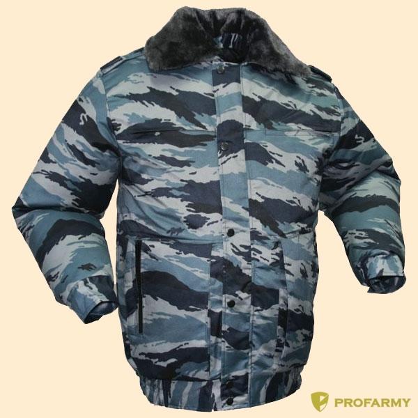 Купить Куртка Снег Р51-07 с подстегом (синий камыш), PROFARMY