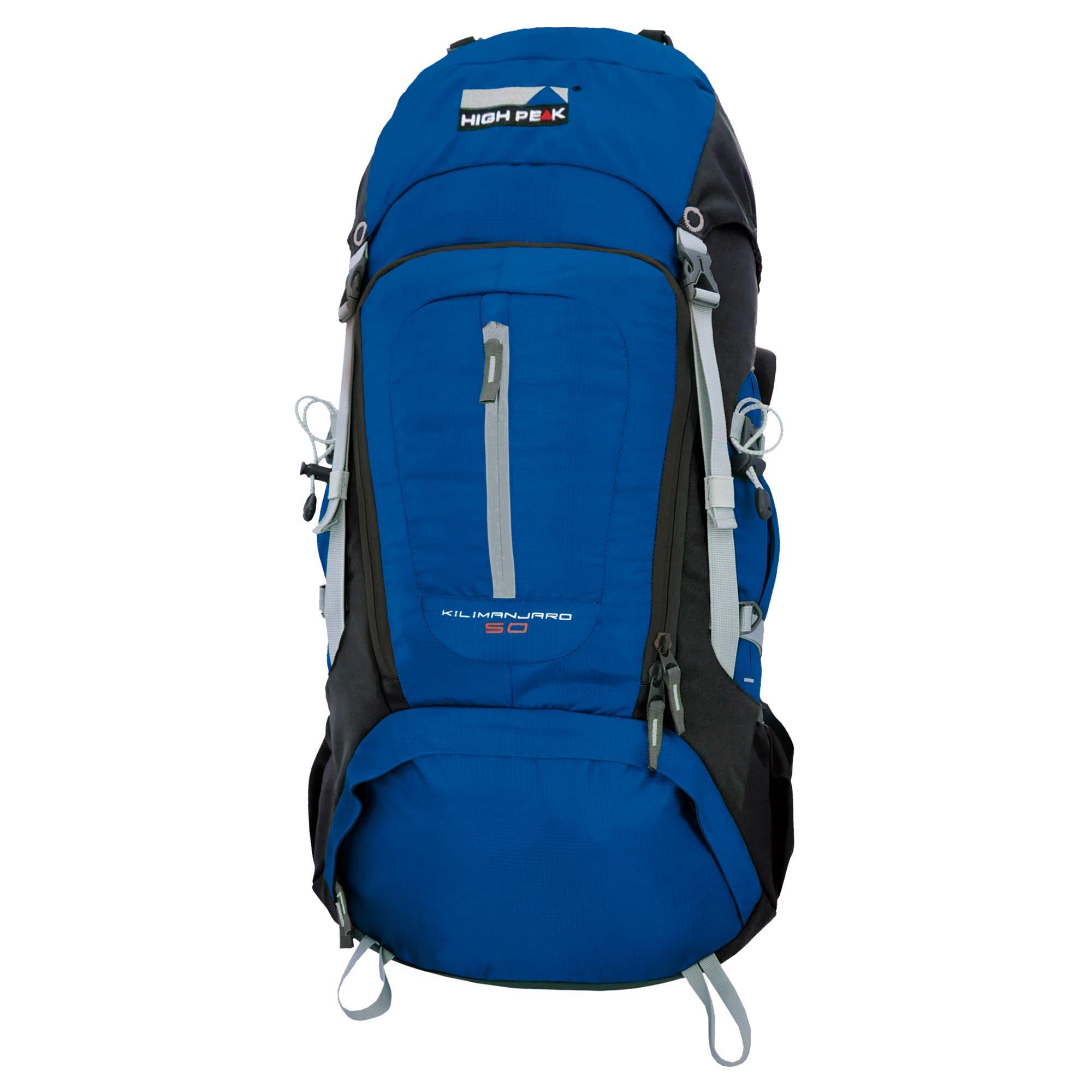 Рюкзак Kilimanjaro 70 синий, 70л, 1710 гр, 30215, Спортивные рюкзаки - арт. 824860283