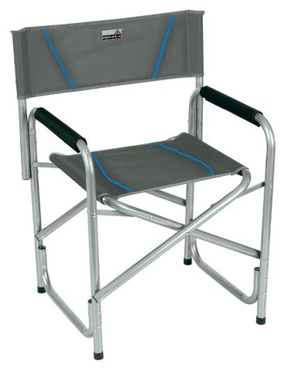 Кресло Cadiz темносерый/голубой, 44129, Мебель - арт. 1039550219