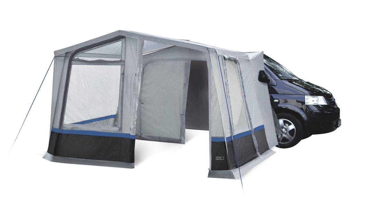 Купить Палатка Tramp светло-серый/тёмно-серый, 270х340х210 см, 14153, High Peak