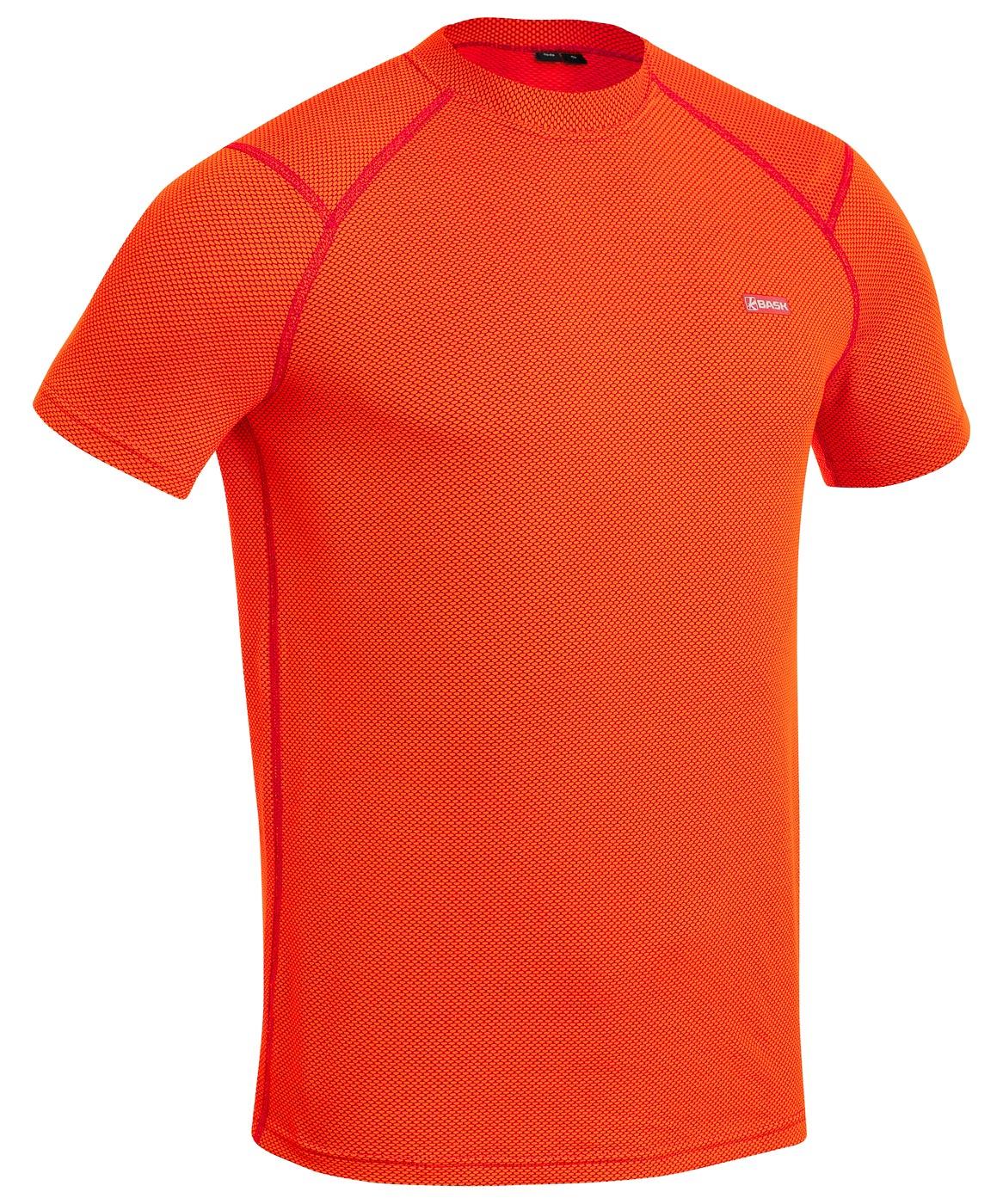 Купить Термобелье футболка BASK NAMIB оранжевая, Компания БАСК