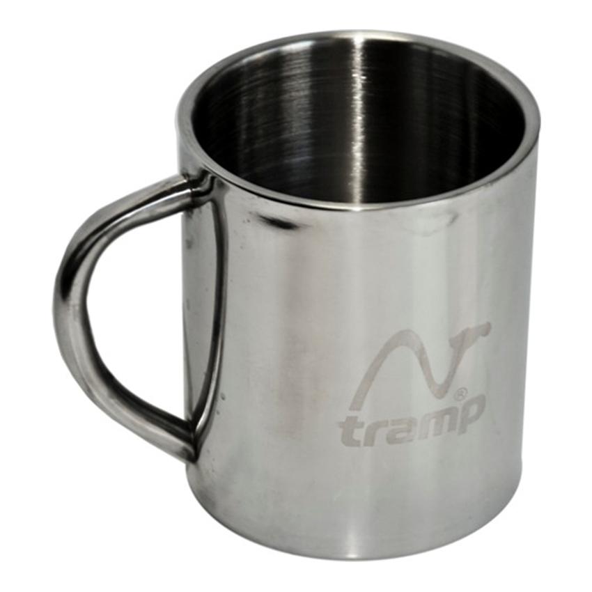 Кружка с металлической ручкой 225мл TRC-008