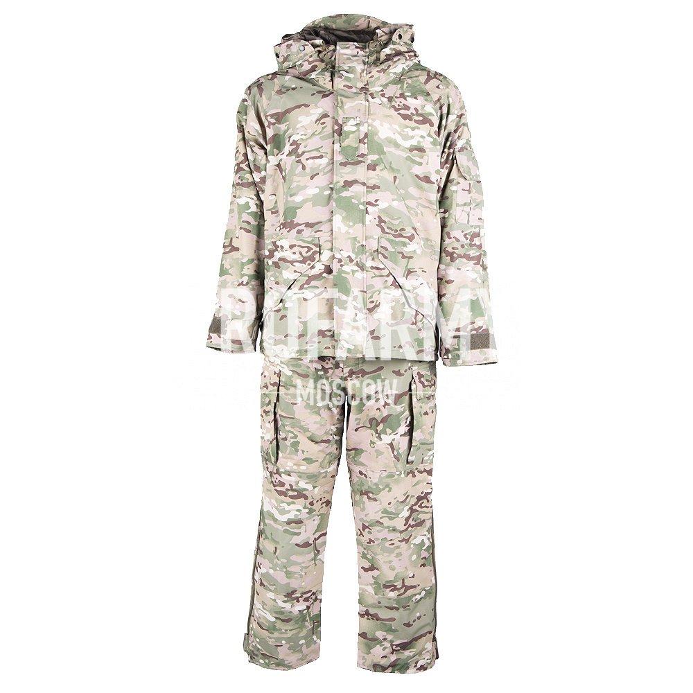 Костюм зимний US ламинат (мультикам) с подстегом, Зимние костюмы - арт. 901810258