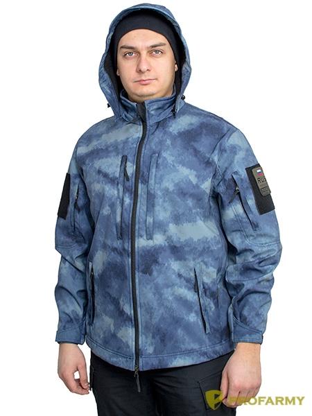 Куртка Mistral XPS71-4 Softshell A-Tacs LE, Куртки - арт. 1150280156