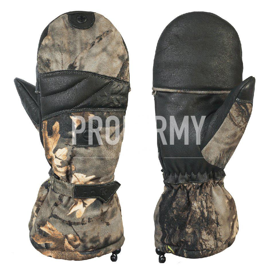 Купить Варежки-перчатки для охоты Glove Nyla, PROFARMY