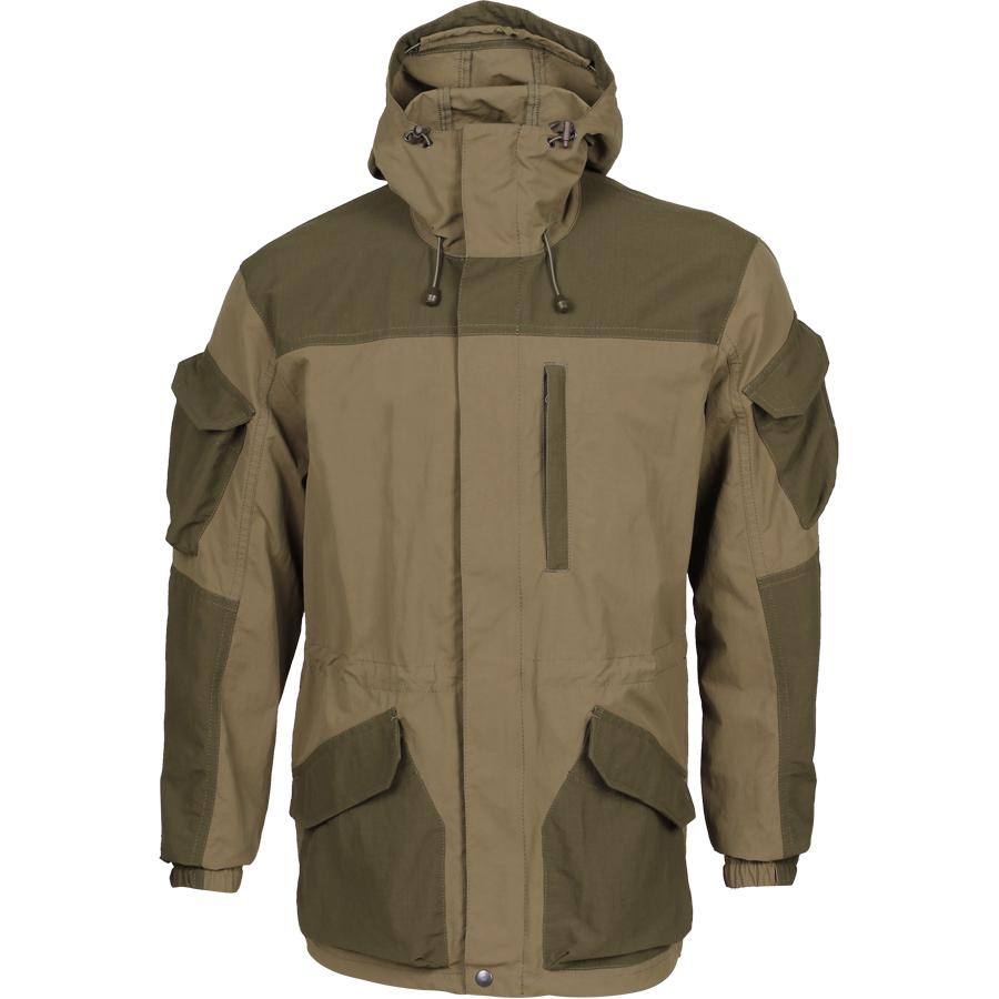 Куртка Сталкер dark khaki/tobacco, Демисезонные куртки - арт. 1126100334