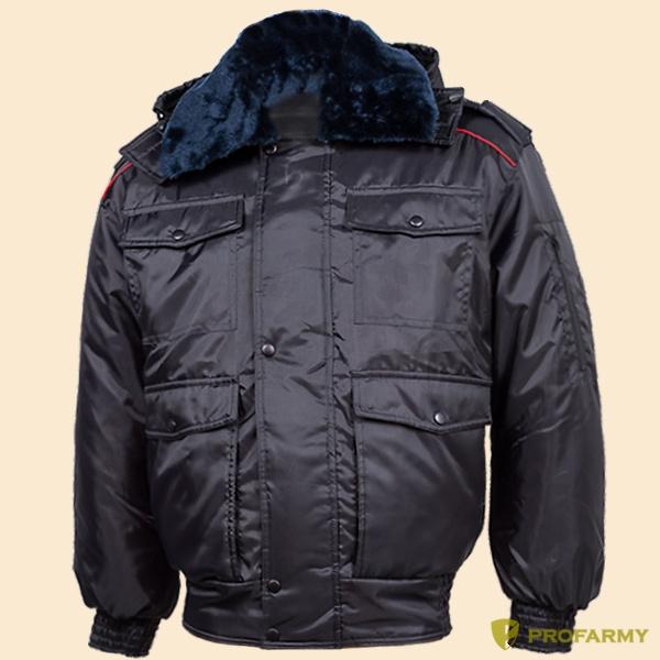 Куртка зимняя Полиция (оксф)