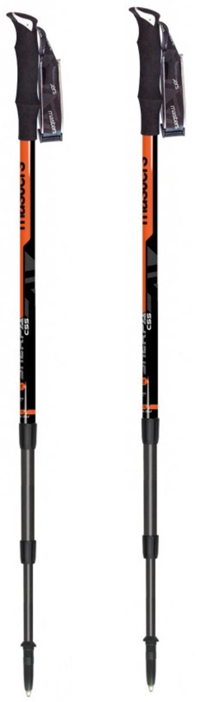 Телескопические палки с антишоком, SHERPA CSS, TREKKING RECREATIONAL СЕРИЯ 01S1116, Треккинговые палки - арт. 511130287
