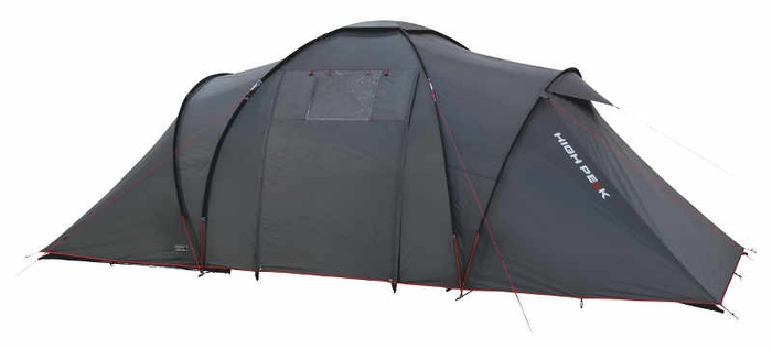 Палатка Como 4 тёмно-серый, 470х230х190см, 10232, Палатки четырехместные - арт. 1039460322