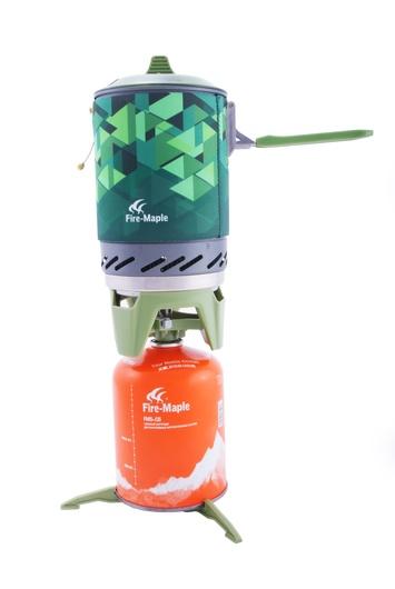 Система приготовления пищи STAR X2 FMS-X2 Оранжевый или Олив, FMS-X2, Горелки - арт. 510030205