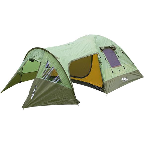 Палатка Arktis 3, Палатки трехместные - арт. 848100321