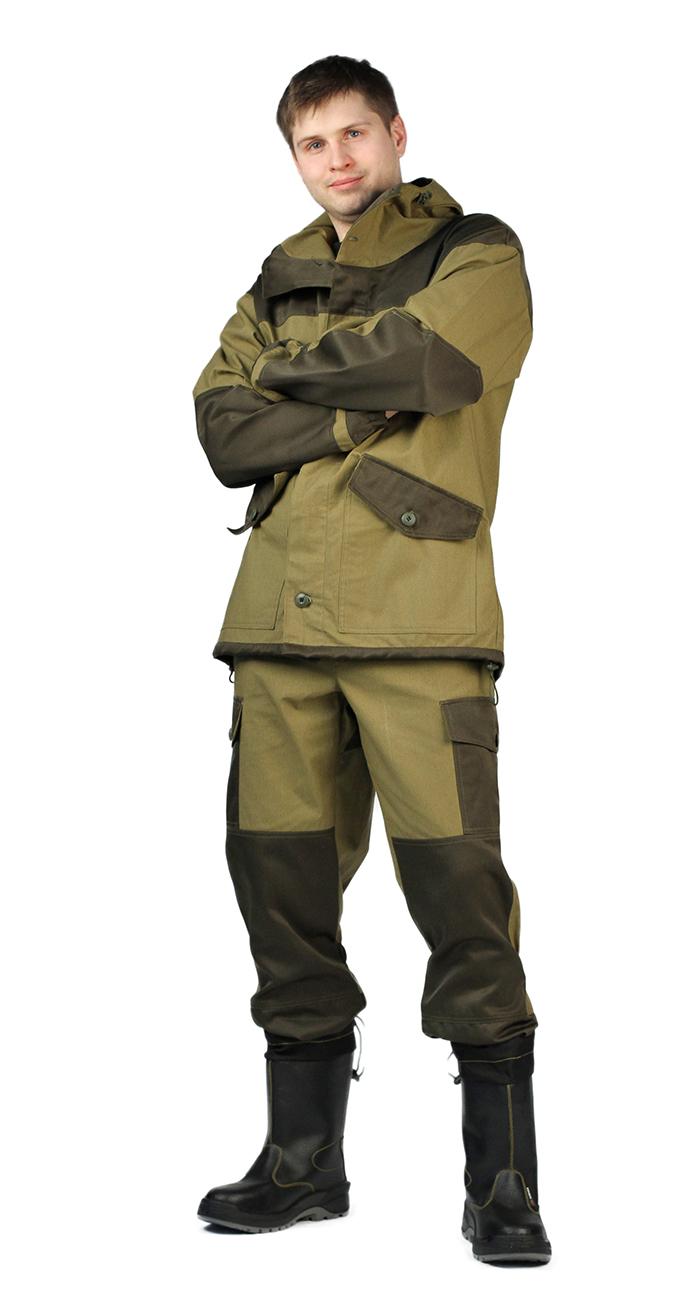 Костюм ГОРКА-ГОРЕЦ летний палатка 235 г/м2 100% хлопок солома, Летние костюмы - арт. 1005050260
