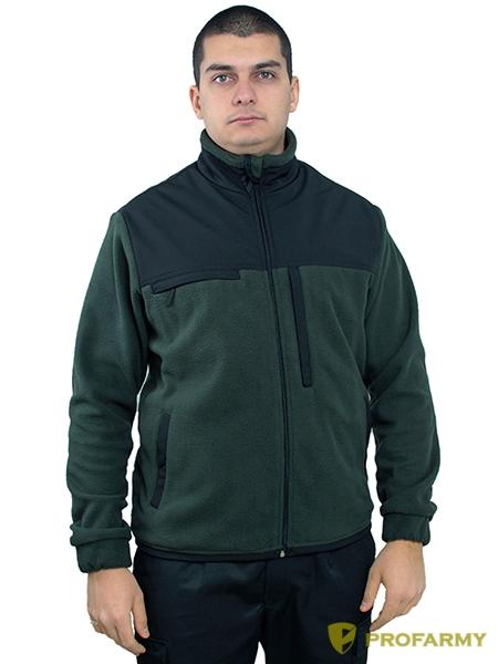 Куртка HUSKY-3 2LPF260 Olive Green, Куртки из Polartec и флиса - арт. 1052300330