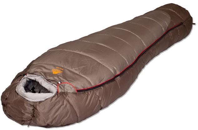 Мешок спальный ICELAND оливковый, левый, Экстремальные (Зима) спальники - арт. 263670370