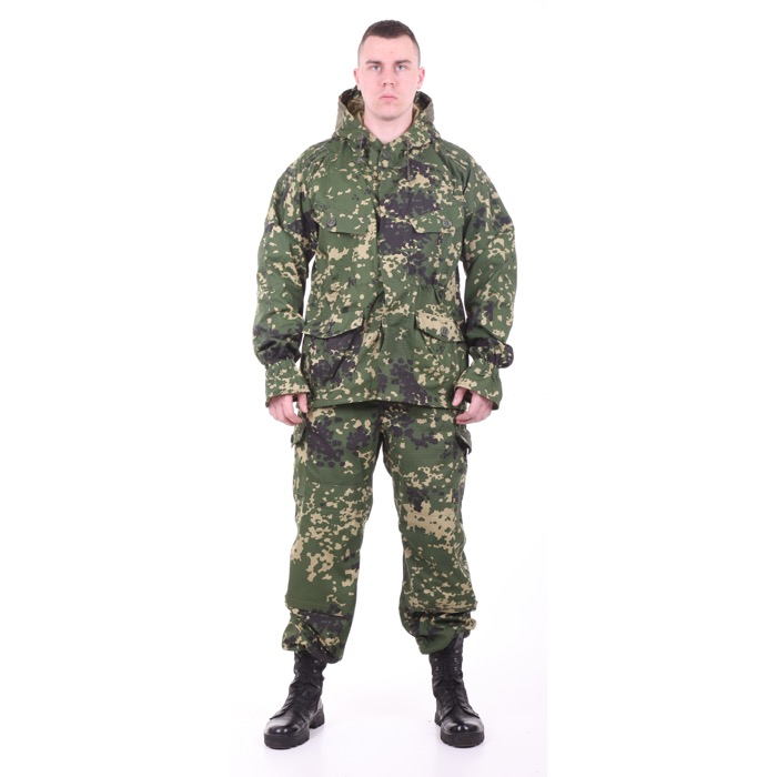 Костюм Снайпер-2 рип-стоп с налокотниками и наколенниками сфера, Тактические костюмы - арт. 983220259