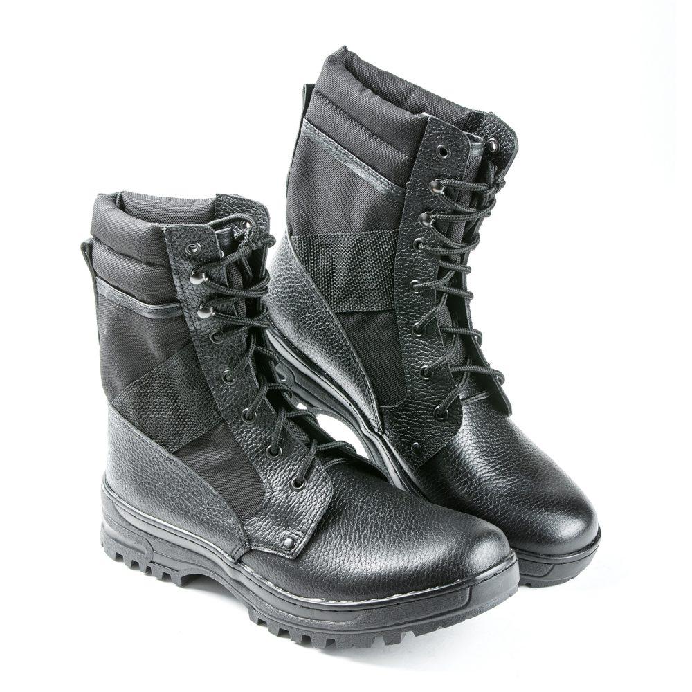 Полевые ботинки с высокими берцами модель 61/6, Ботинки с высокими берцами - арт. 1069590245