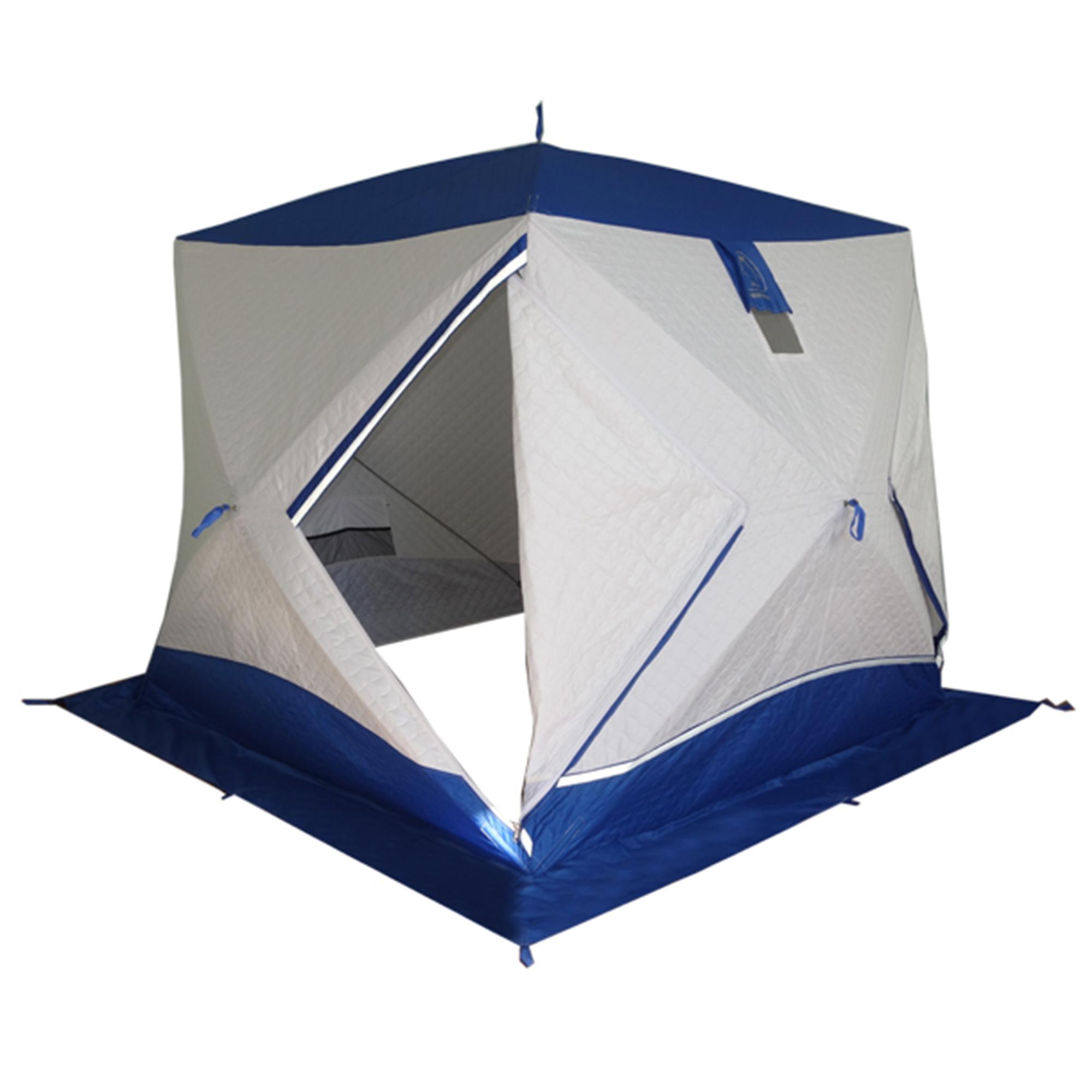 Палатка-куб ПИНГВИН Призма Премиум Термолайт, Палатки - арт. 1128480162