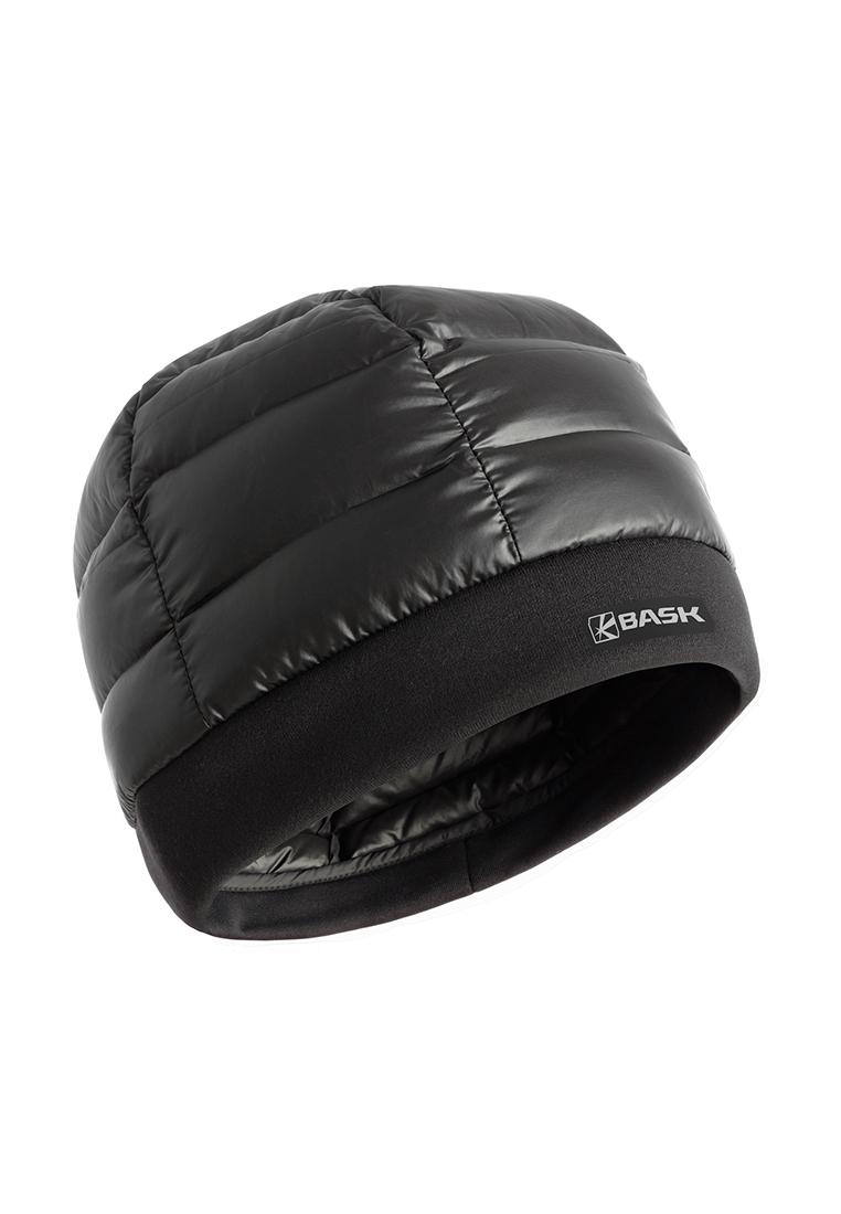 Купить Шапка пуховая BASK SAVIOR черная, Компания БАСК