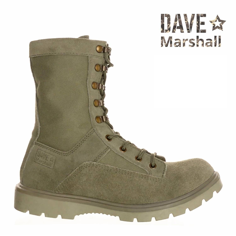 Ботинки кожаные облегченные с высокими берцами HOWARD О-8, Ботинки с высокими берцами - арт. 1070410245