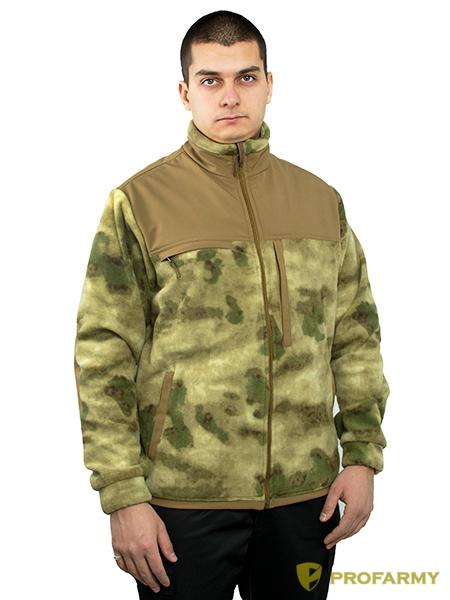 Куртка HUSKY-3 2LPF260 A-Tacs FG, Куртки из Polartec и флиса - арт. 1052270330