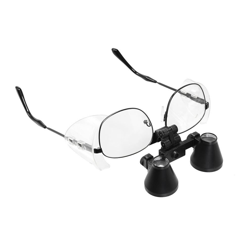 Бинокулярная лупа HR 250 S (2,5х), Микроскопы/лупы - арт. 926330443
