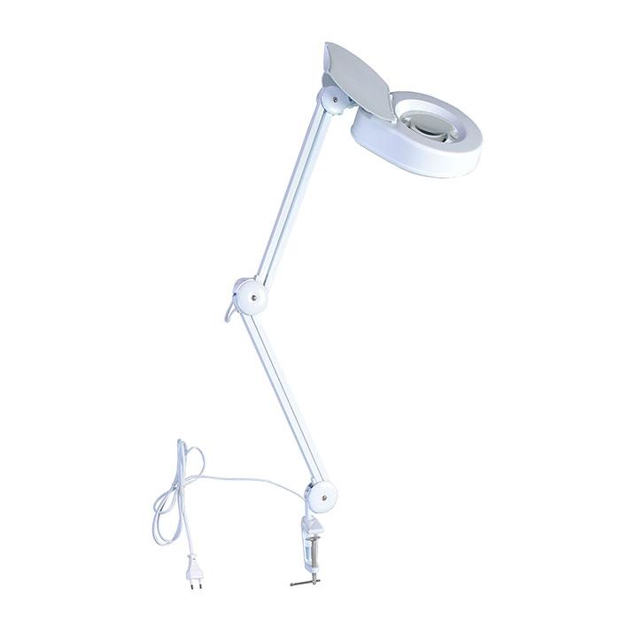 Лупа 8608D 3D (220B) (настольная лупа-лампа), Микроскопы/лупы - арт. 814680443