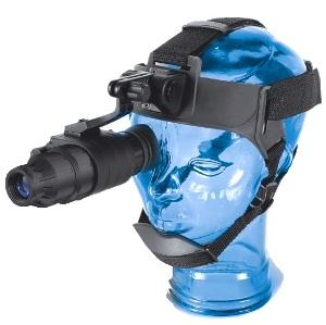 Монокуляр ночного видения Pulsar Challenger GS 1x20 с маской, Приборы ночного видения - арт. 760800444