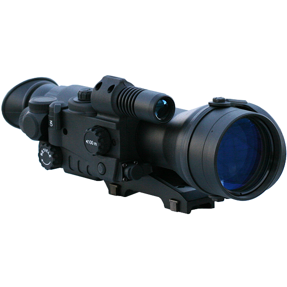 Прицел ночного видения Yukon Sentinel 3x60L Weaver, Приборы ночного видения - арт. 761030444