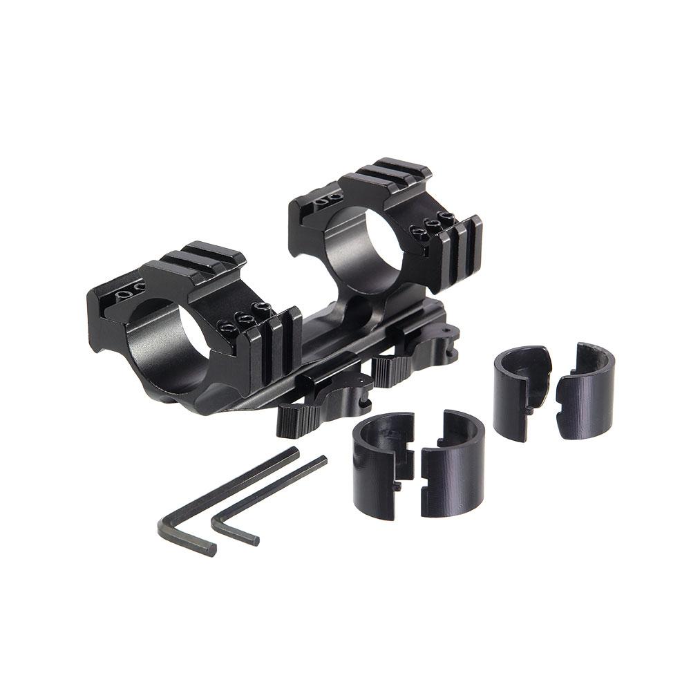 Крепление для прицела Veber 3021 CT Weaver быстросъёмное, Прицелы и дальномеры - арт. 925610442