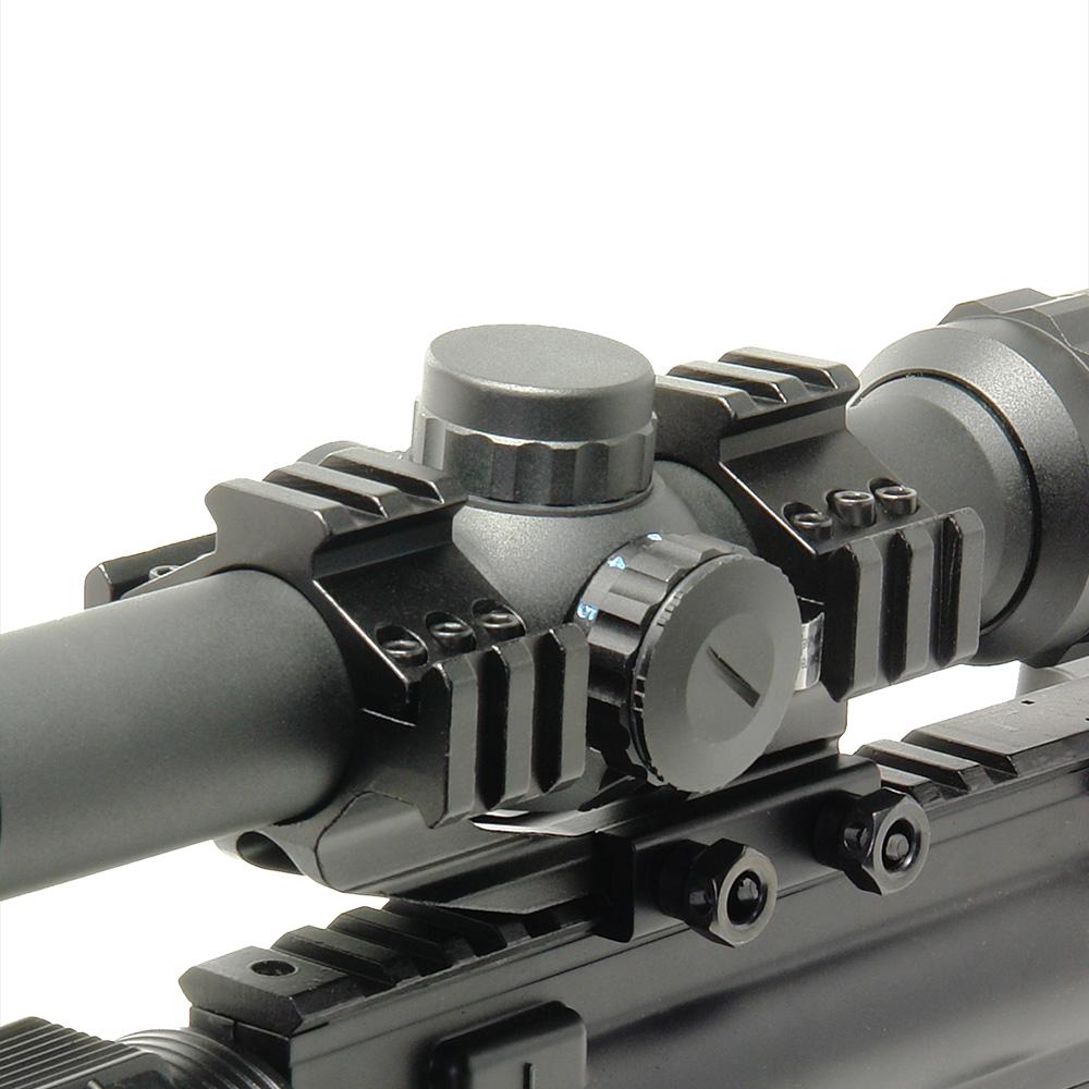 Моноблок Veber 3002-2 Weaver Dual Ring, Прицелы и дальномеры - арт. 882100442