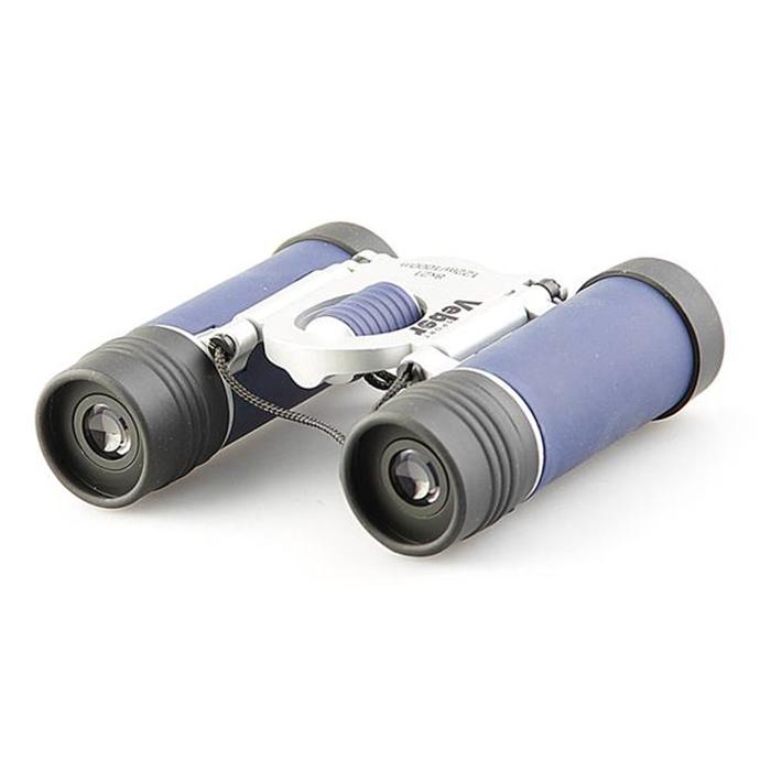 Купить Бинокль Veber Sport new БН 8x21 черный/синий/серебристый