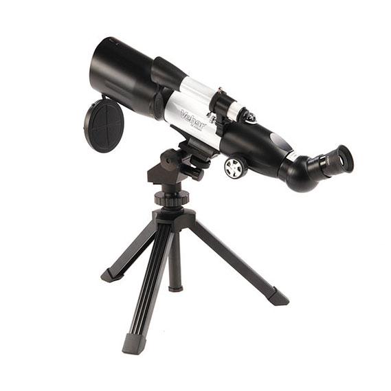 Телескоп Veber 350x60 Аз рефрактор, Телескопы - арт. 758870441