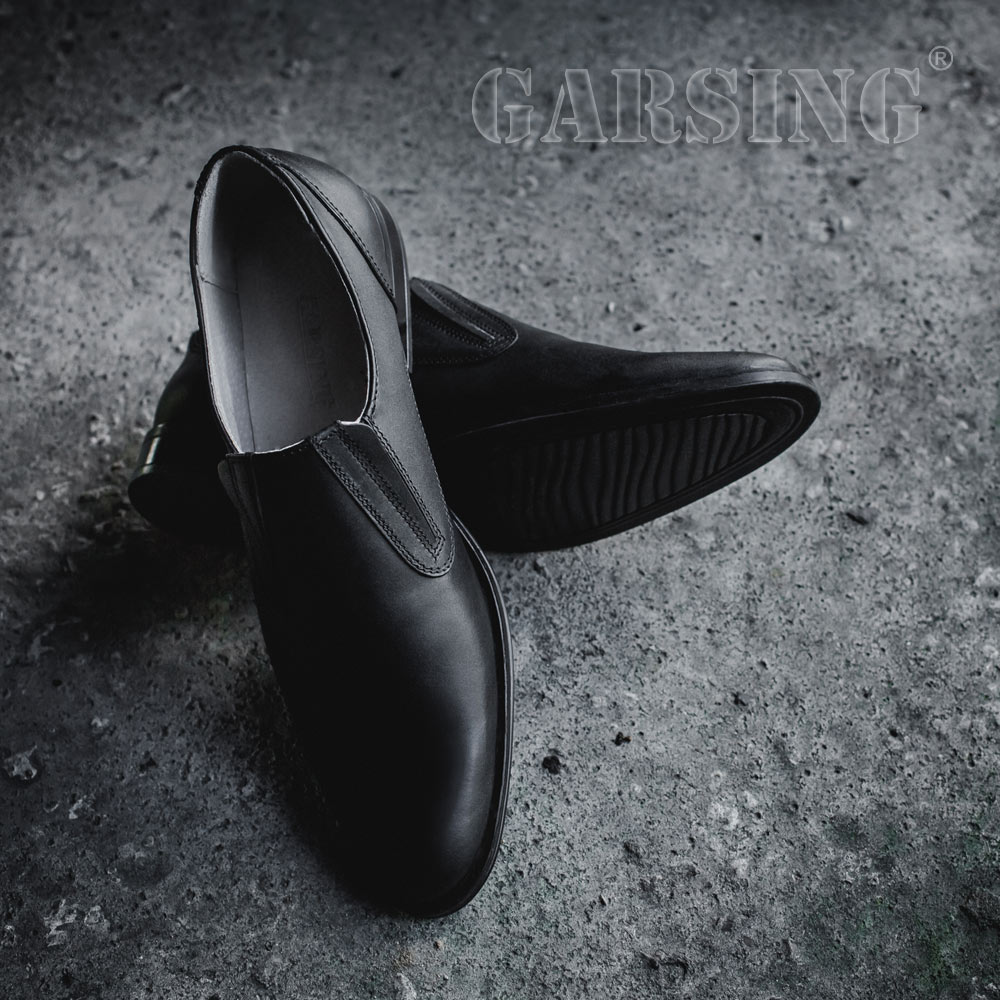 Офицерские туфли (полуботинки мужские) Garsing 44 OFFICER II - артикул: 869170256