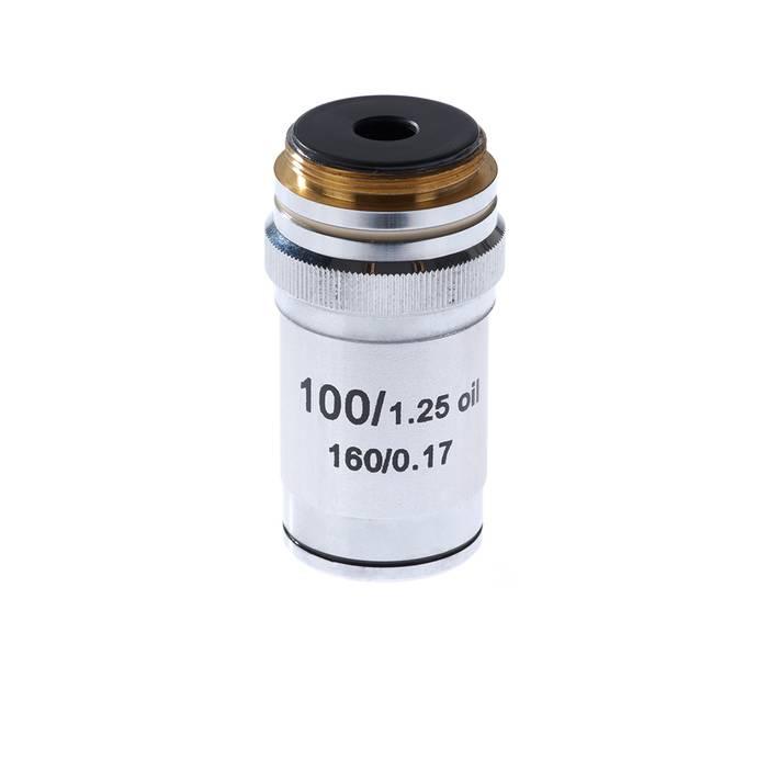 Объектив для микроскопа 100х/1,25ми 160/0,17 (М1) - артикул: 762680443