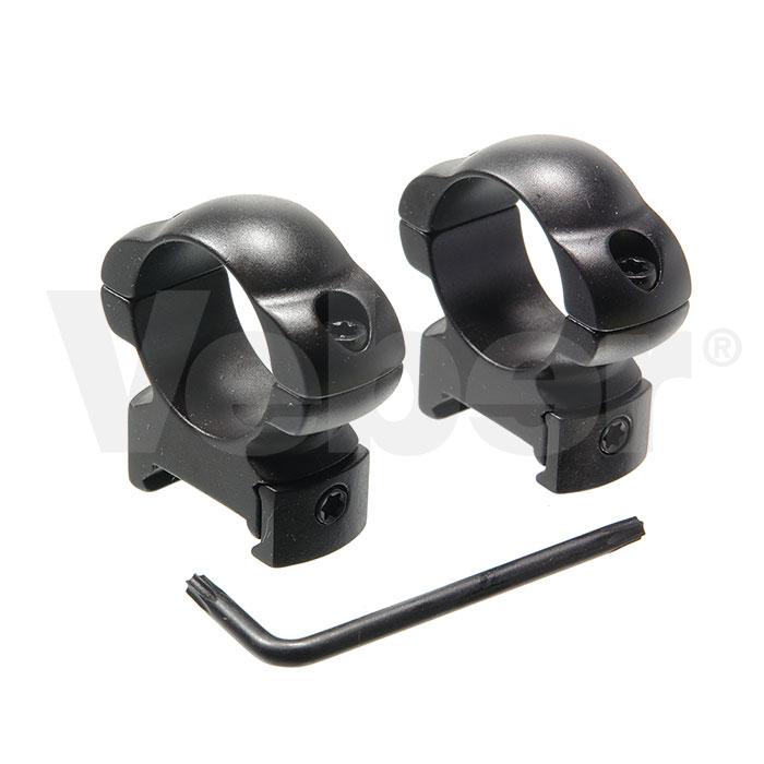 Кольца для прицела Veber 2521 МS, Прицелы и дальномеры - арт. 817670442