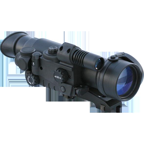 Прицел ночного видения Yukon Sentinel 2,5х50L Лось (26017LT), Приборы ночного видения - арт. 761060444