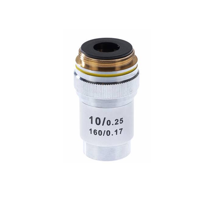 Объектив для микроскопа 10х/0,25 160/0,17 (М1), Микроскопы/лупы - арт. 762500443